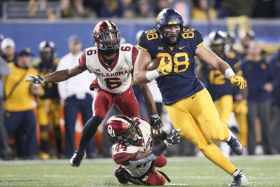No 6 Oklahoma At No 13 West Virginia Notebook More Defensive Woes