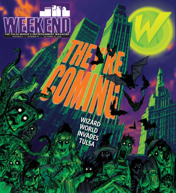 Weekend Cover - October 21