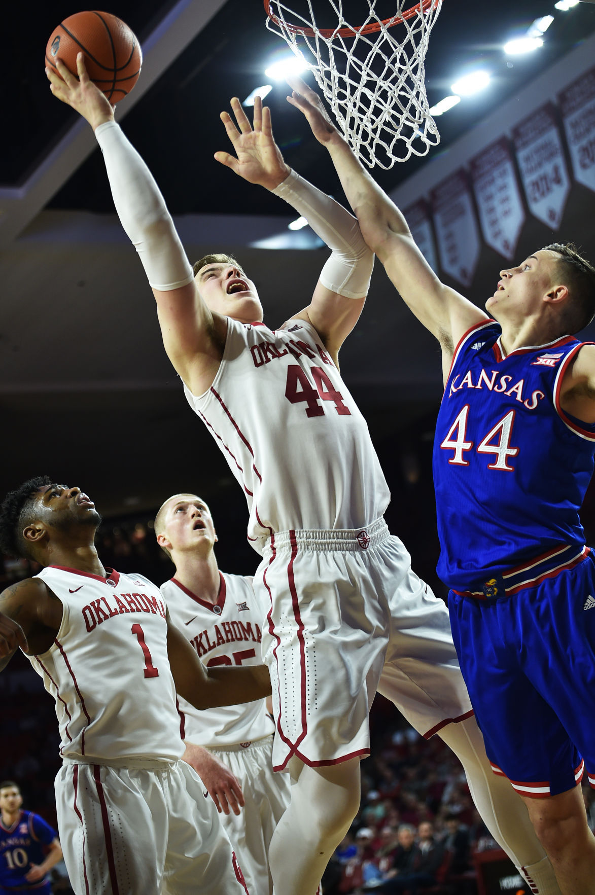 OU basketball: For Hannes Polla, development also comes with chances to contribute | OU Sports ...