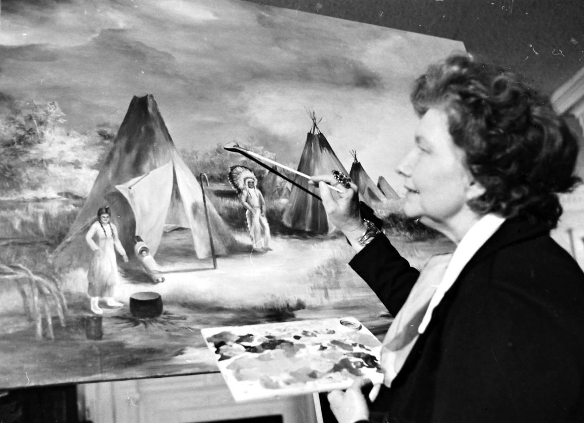 Eloise Schellstede Oct 13 1977