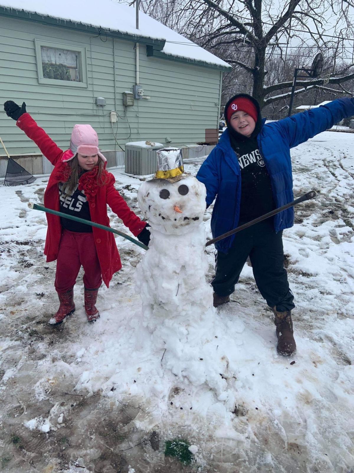 WC Snow Day Take 2