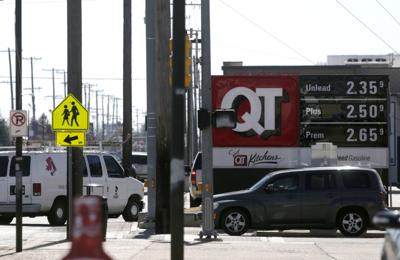 Gas Prices Okc >> Letter To The Editor Questioning Why Quiktrip Gas More