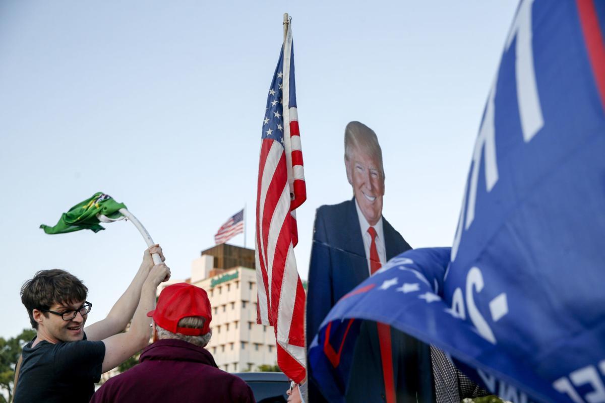 Anti-Impeachment Rally for Trump