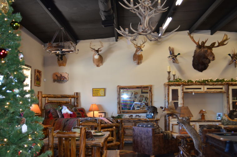 New Rustic Furniture Store Recently Opens In Glenpool