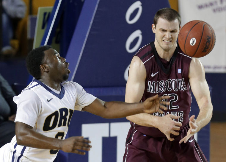 Oral Roberts Mens Basketball 94