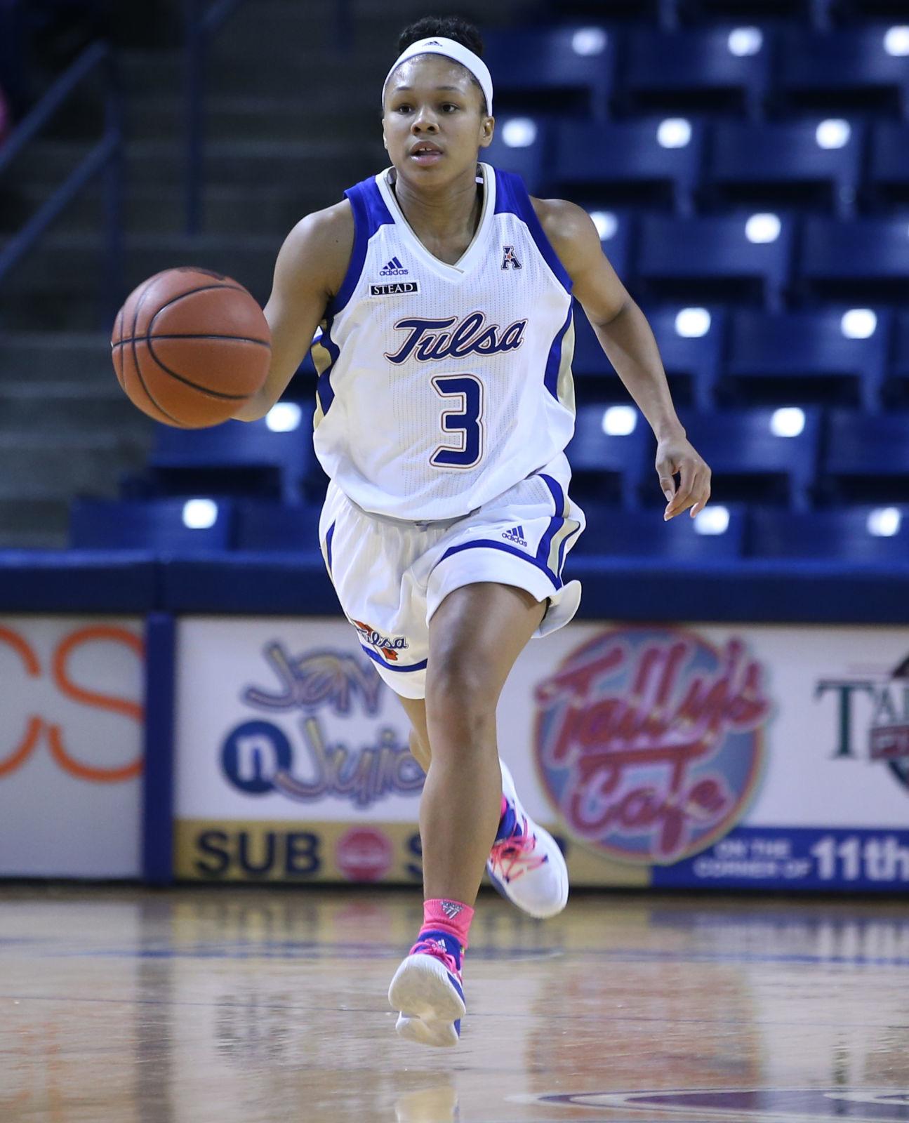 TU womenu0027s basketball Golden Hurricane tops Houston