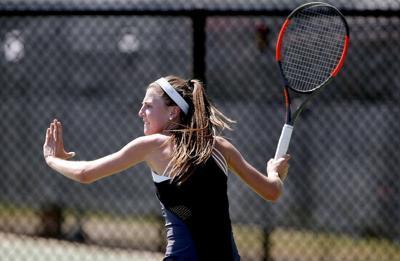 Tennis: Andie Williams