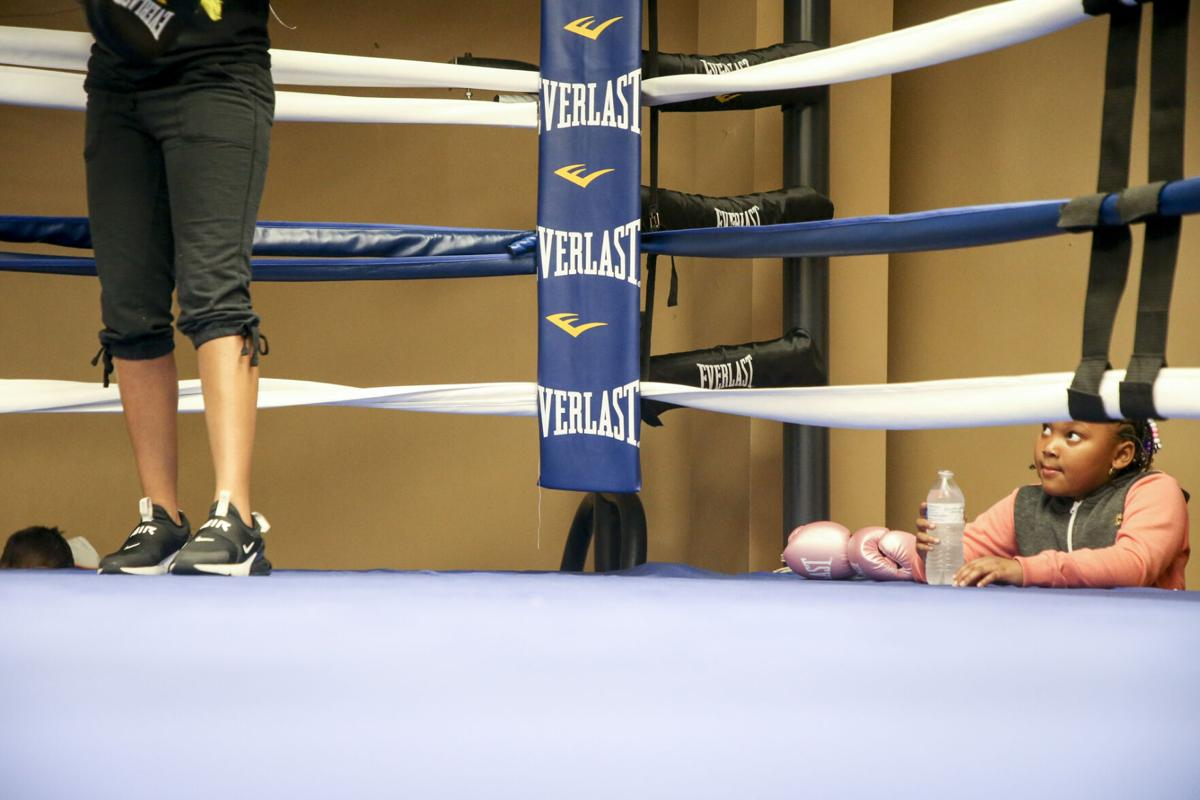 Greenwood Boxing Gym 2