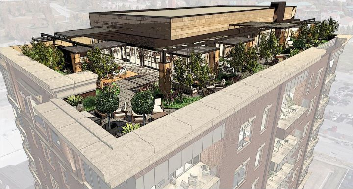 52 downtown Tulsa development projects coming soon or recently ... on