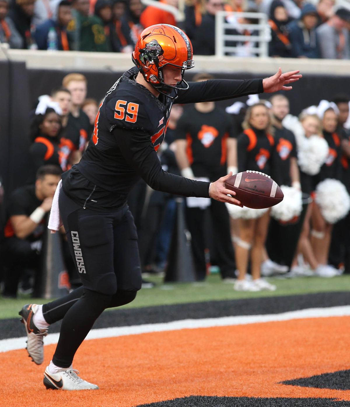 Photo gallery: See the photos as Oklahoma State upsets ...