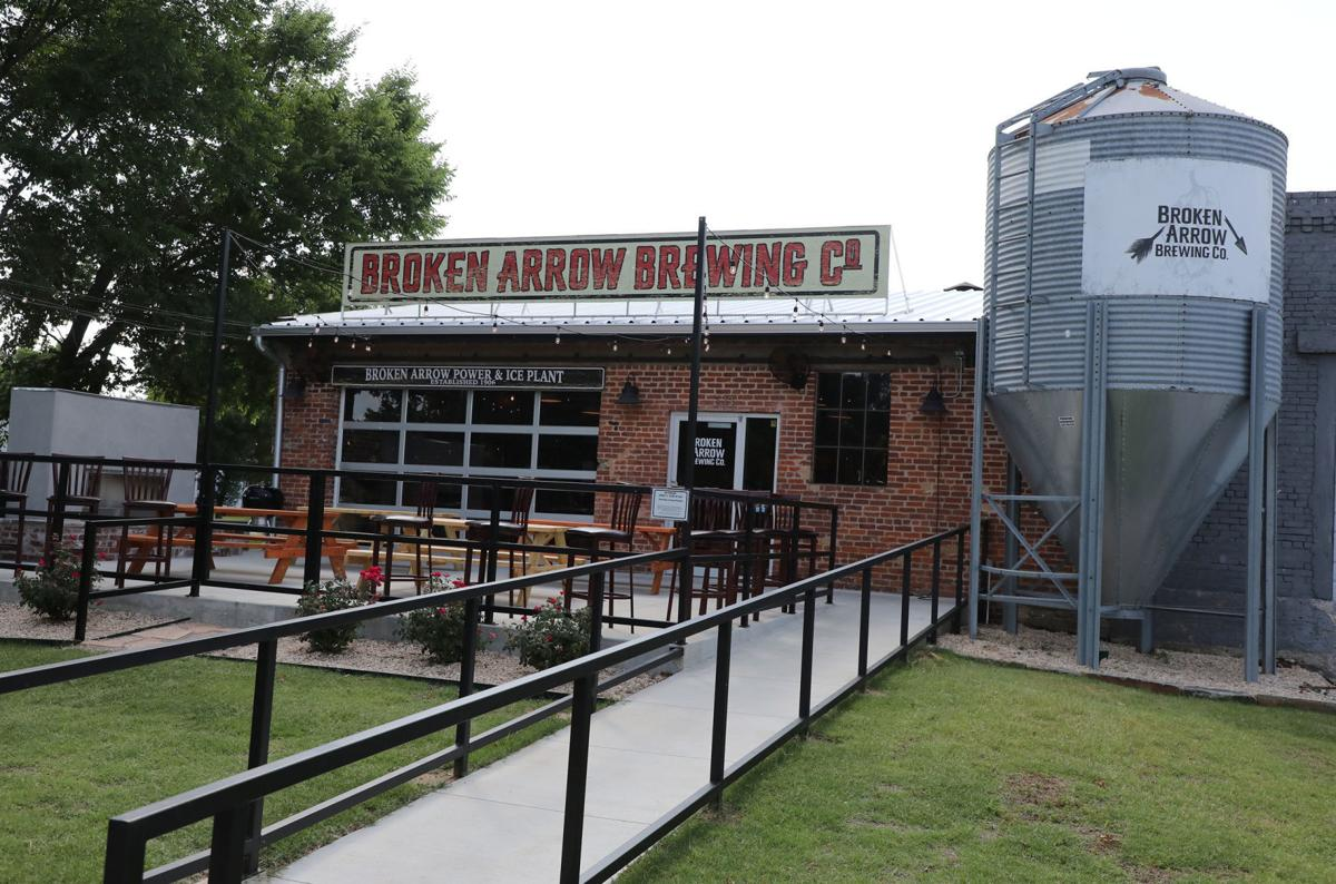 Broken Arrow Brewing Co.