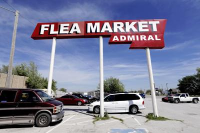 Admiral Flea Market to Close