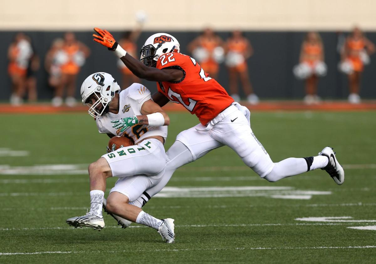 Oklahoma State football: Cowboys drop one spot in ...