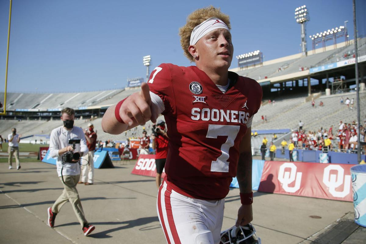 Oklahoma tries to vanquish close Big 12 games