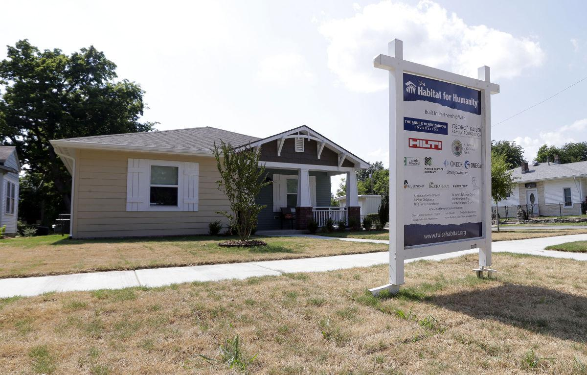 Tulsa Habitat For Humanity Shifting Focus To Kendall Whittier Area Local News Tulsaworld Com