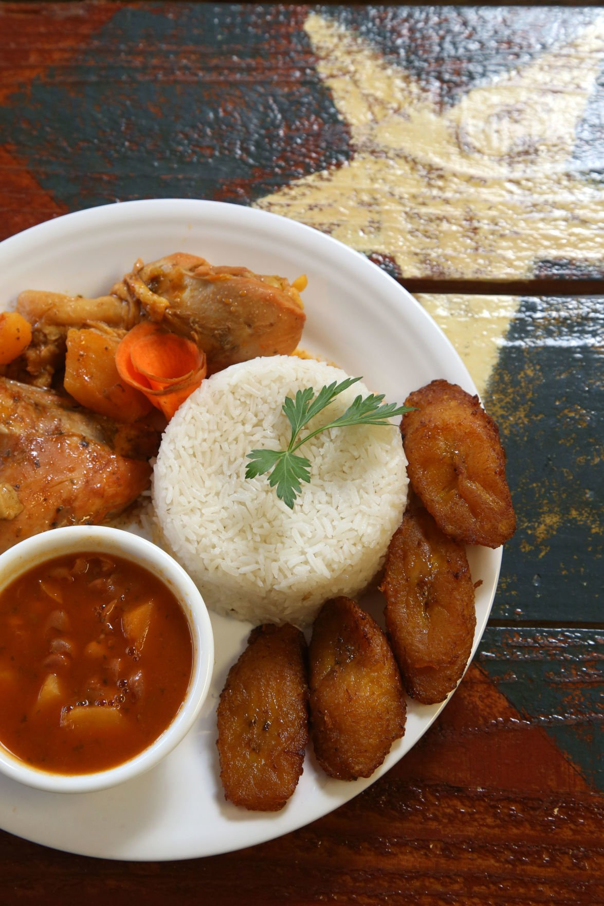 Ohana chicken stew 1