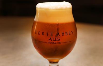 What the Ale: Beer of the Week: Eerie Abbey Ales' Bradford St. Eerie