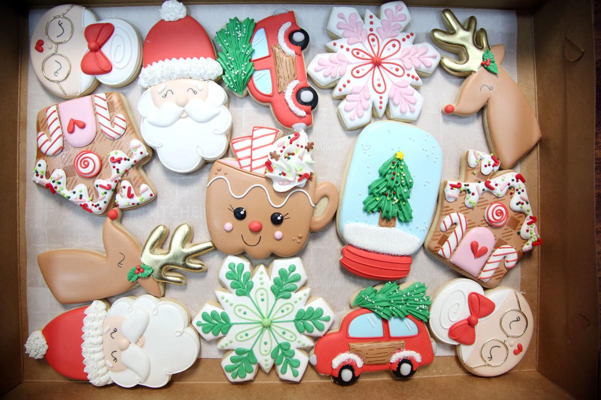 Where To Find The Prettiest Decorated Cookies And Tips For Decorating Like The Pros Food Cooking Tulsaworld Com