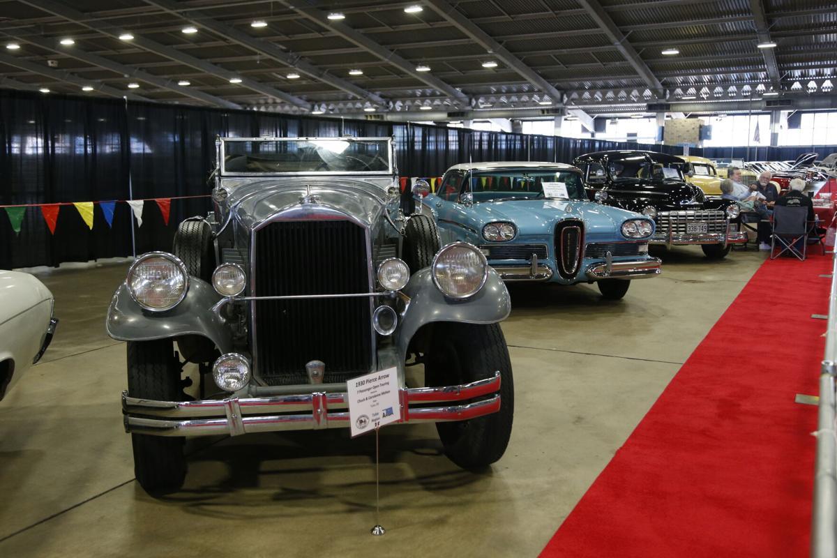Tulsa Auto Show 100