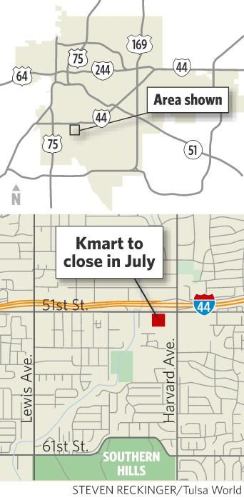 Kmart to close its store at 3132 e 51st st this summer retail kmart to close its store at 3132 e 51st st this summer retail tulsaworld gumiabroncs Images