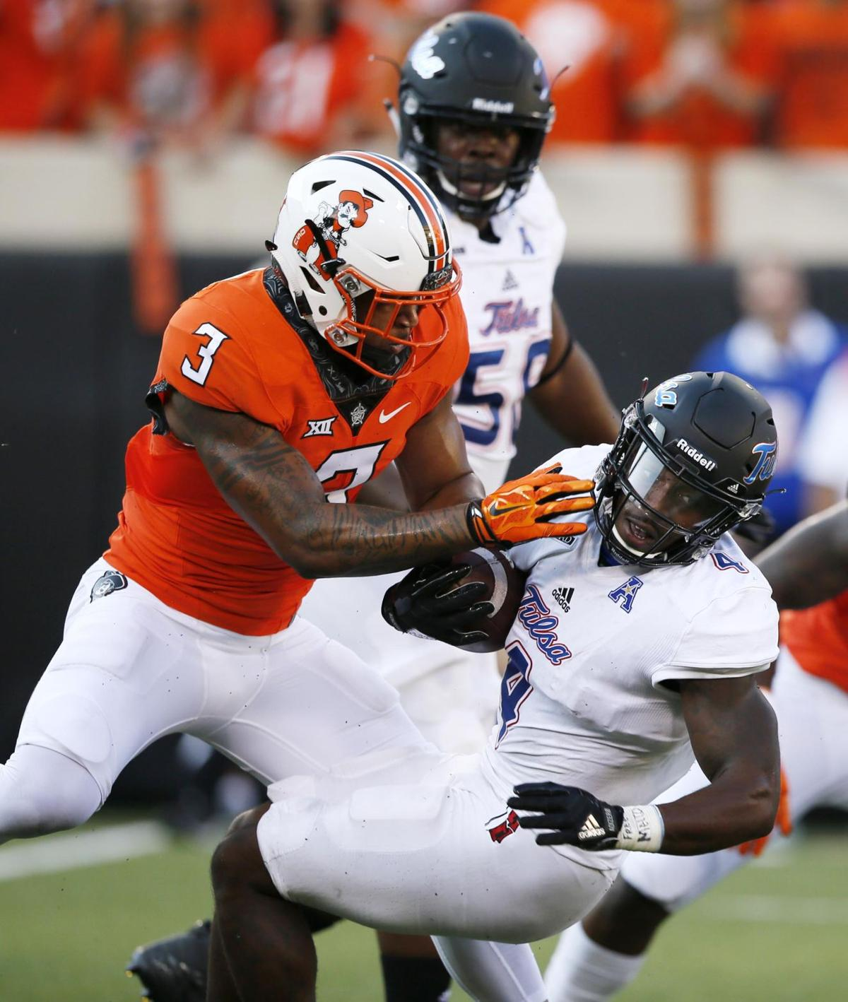 OSU football: LBs Kenneth Edison-McGruder and Kevin Henry ...