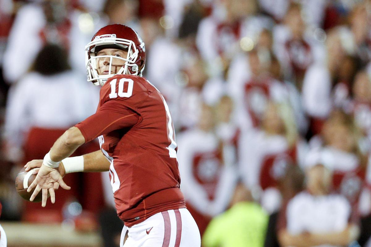OU football: Austin Kendall won't make quarterback ...