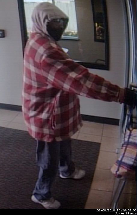 Update: Surveillance images released in south Tulsa bank