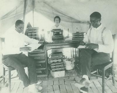 Black lawyers in Tulsa