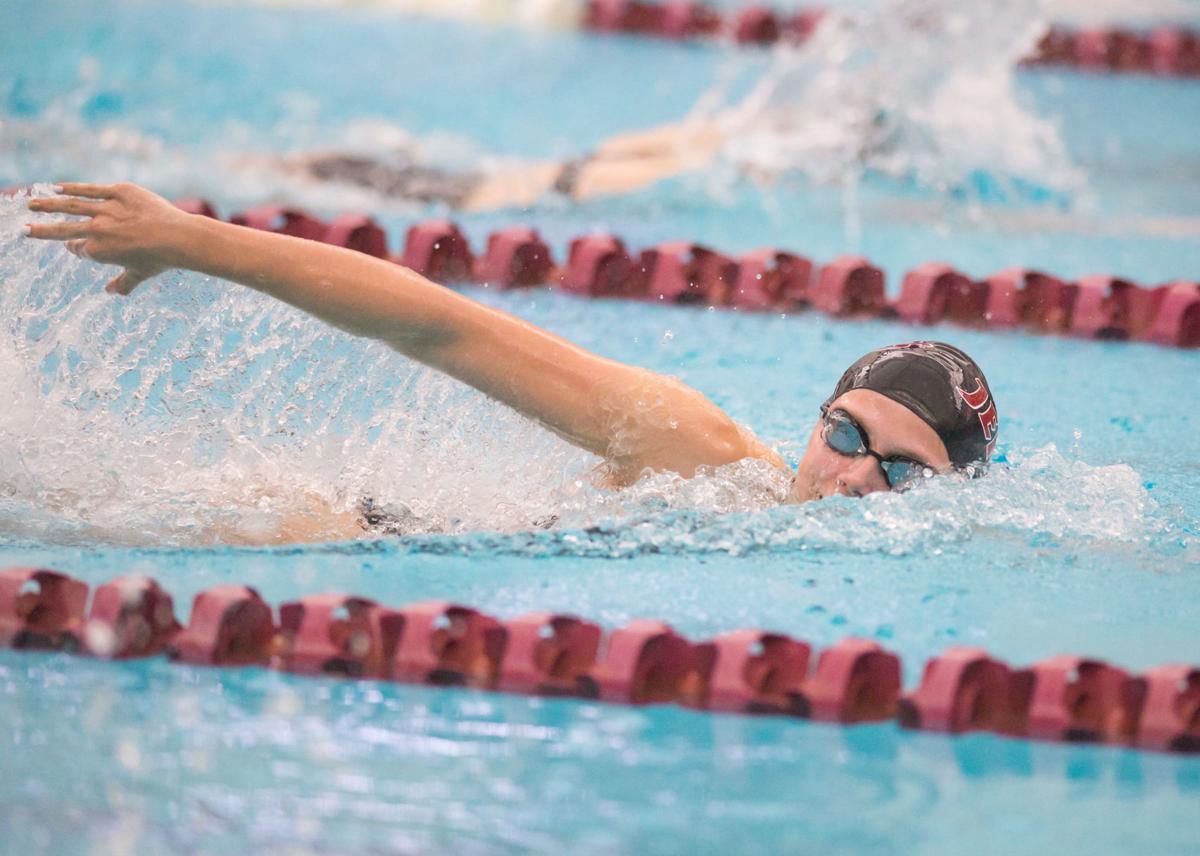Frontier Conference Swim Meet