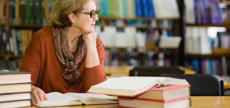 3 reasons why you should go back to school if you're over 50