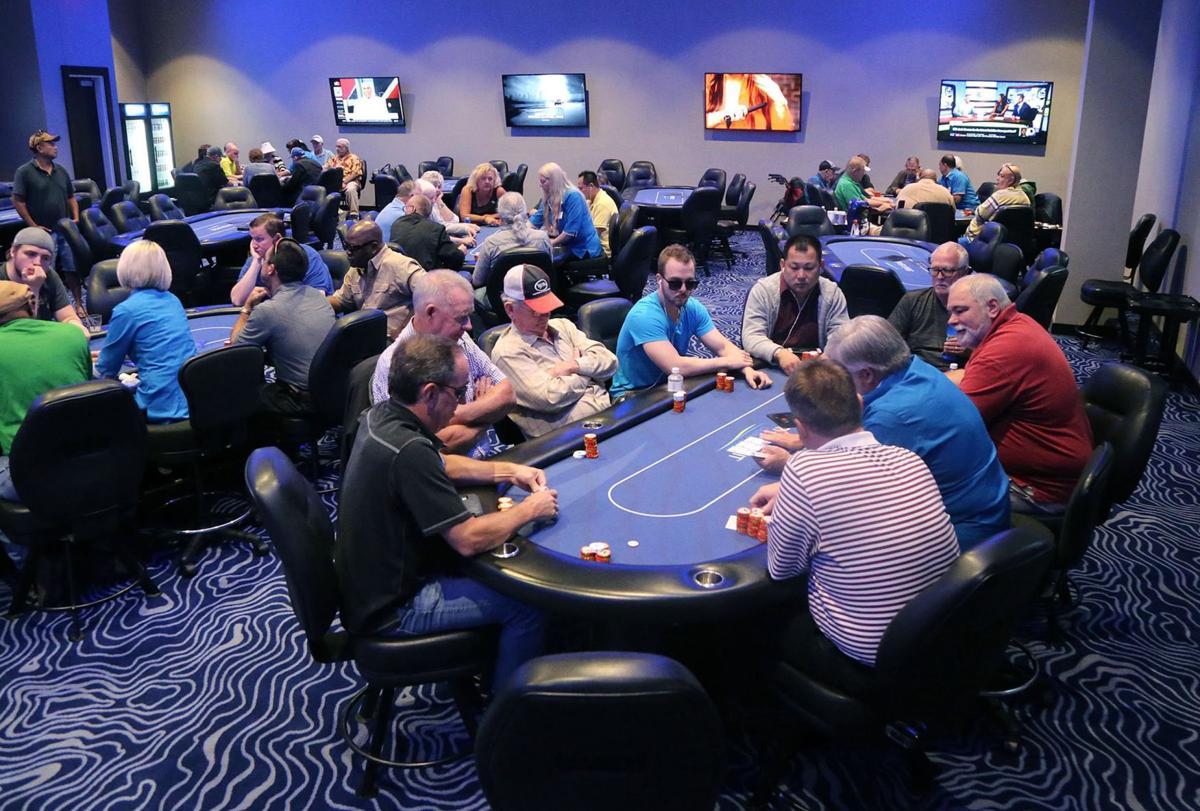 oklahoma casino jobs