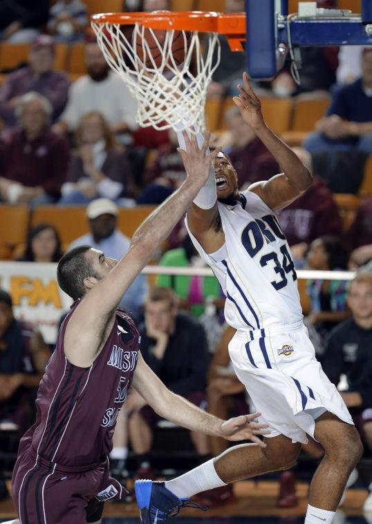 Oral Roberts Basketball 77