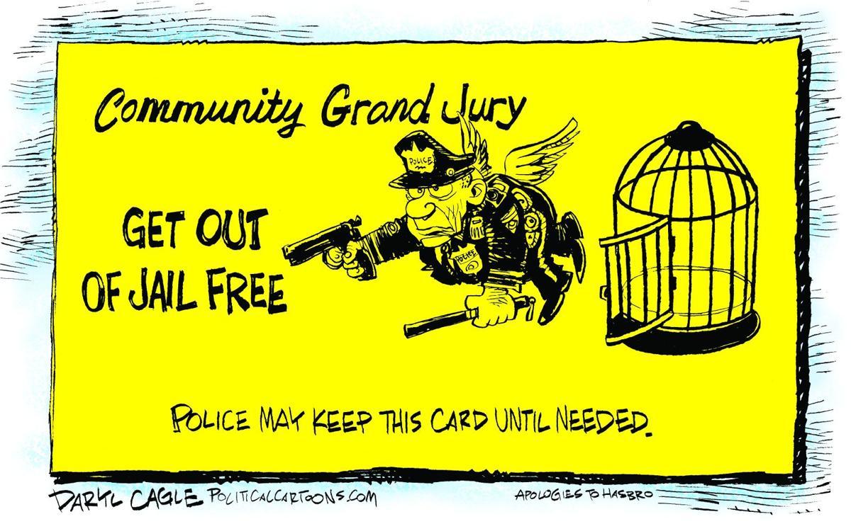 Editorial Cartoon Gall...