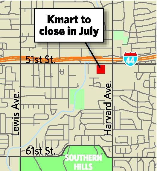 7f8ed5ae705 Kmart to close 51st St. store this summer