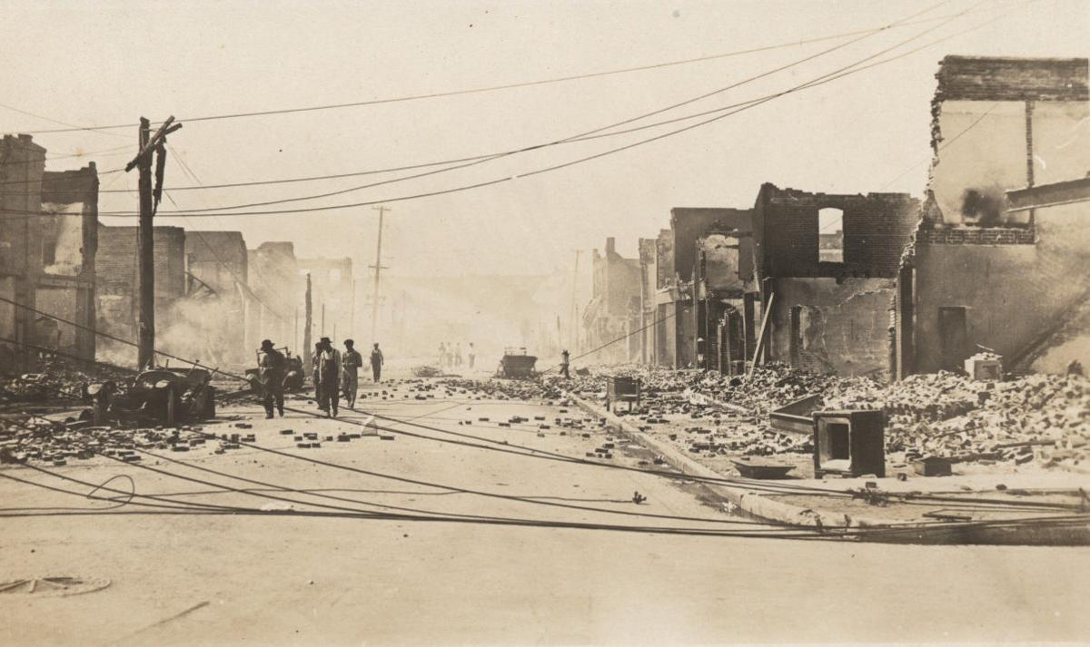 Tulsa Race Massacre: Greenwood and Archer