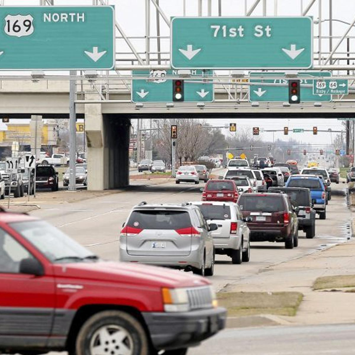Analysis: See 2014's 10 most dangerous roads in Tulsa | Local