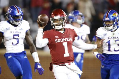 reputable site 4e900 de73f OU football: 'Dynamic offense' keeping Sooners in College ...