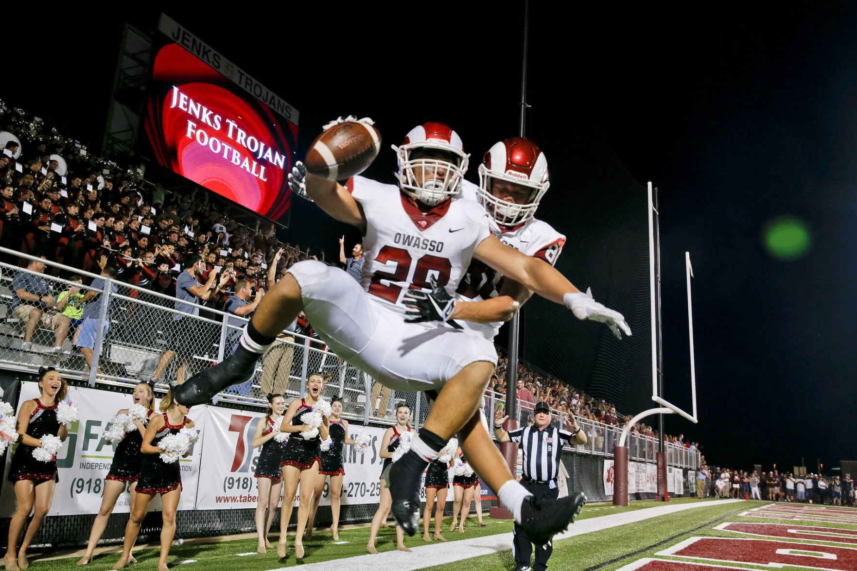 Tulsa High School Football Scores   MaxPreps