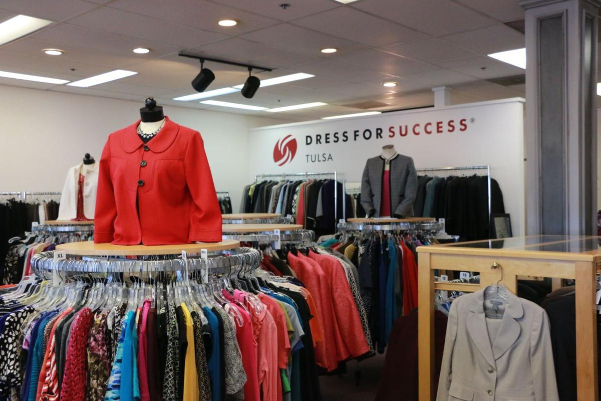 Dress for Success opens new Midtown Tulsa headquarters  Archive