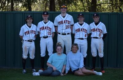 Sperry Baseball Seniors