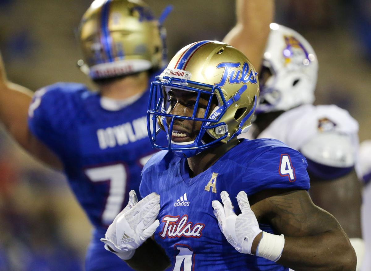 Offense shines in Tulsa's first scrimmage of spring ...