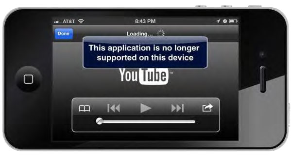 Bits & Bytes: Integrated YouTube app pulled from new Apple iOS 6