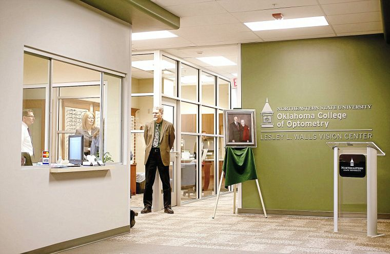 Arrow Vision Center >> Low Vision Services Remain In High Demand At Nsu Broken