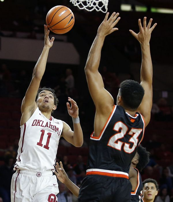 OU basketball: Trae Young named Big 12 Player of the Week ...