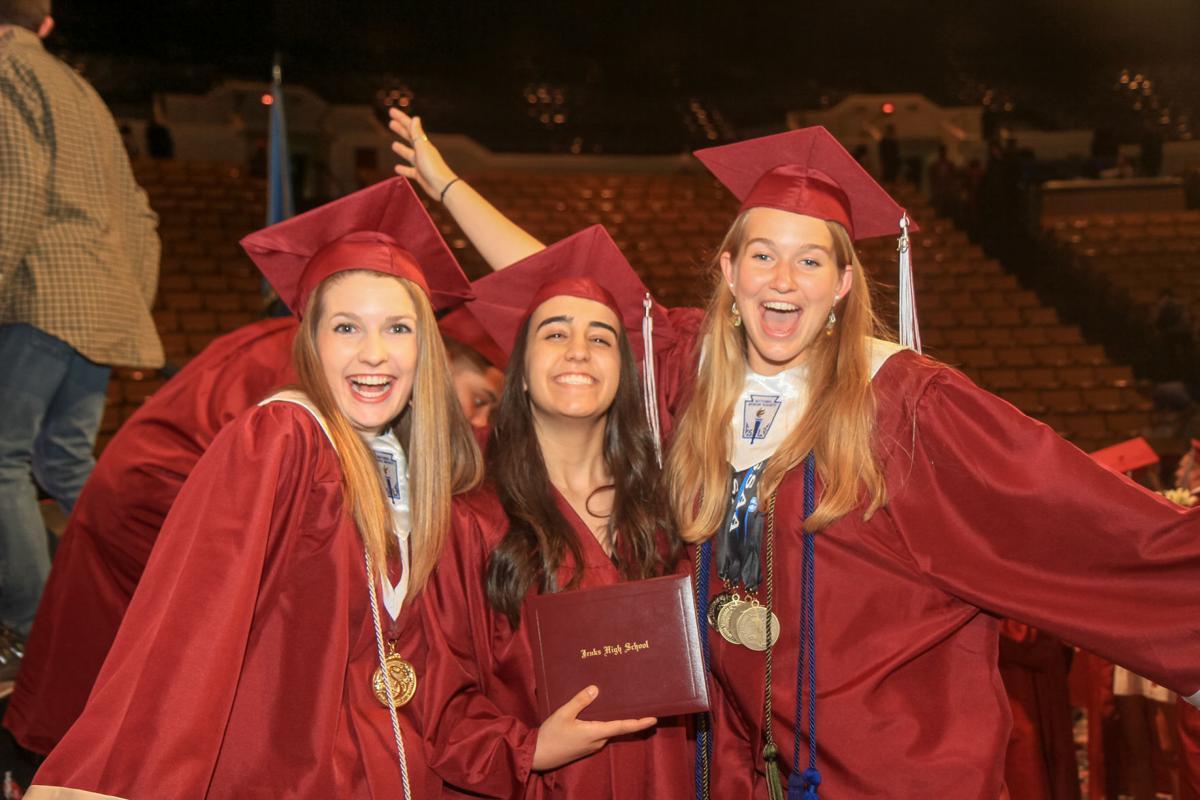 Jenks Graduation