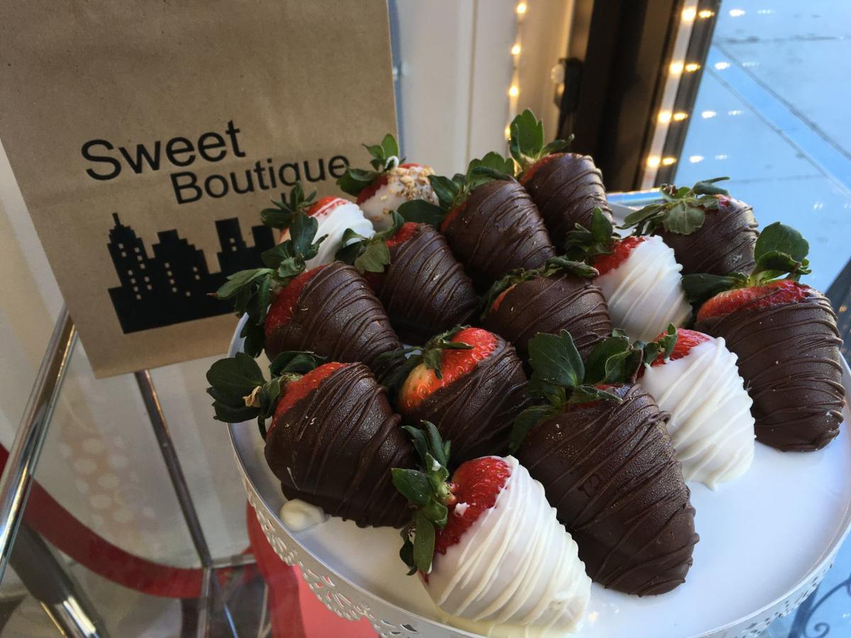 Where To Buy Chocolate Covered Strawberries In Tulsa