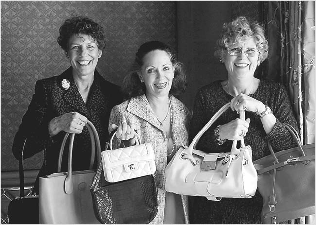 Handbags Highlight For Benefit Luncheon Archives Tulsaworld Com