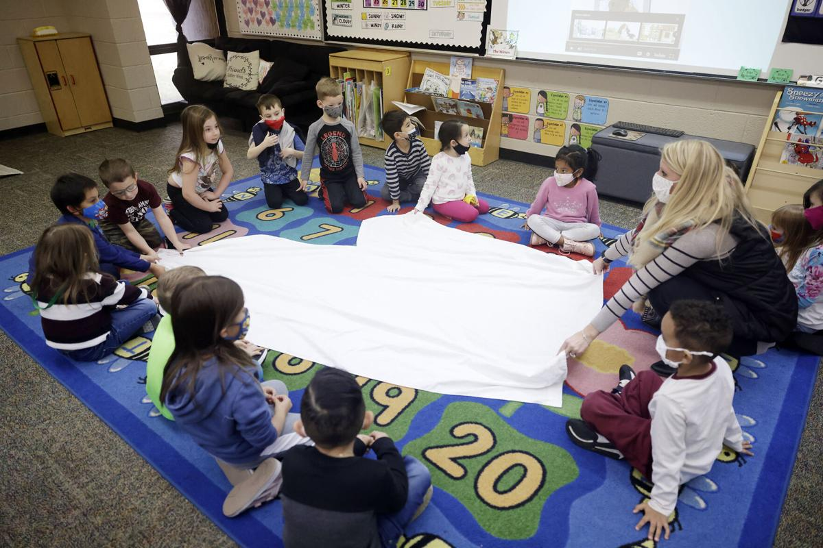 Push for more schools to offer In-person classes