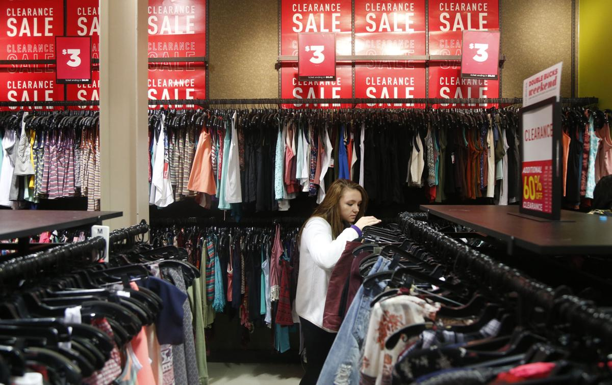 Clothing stores in tulsa