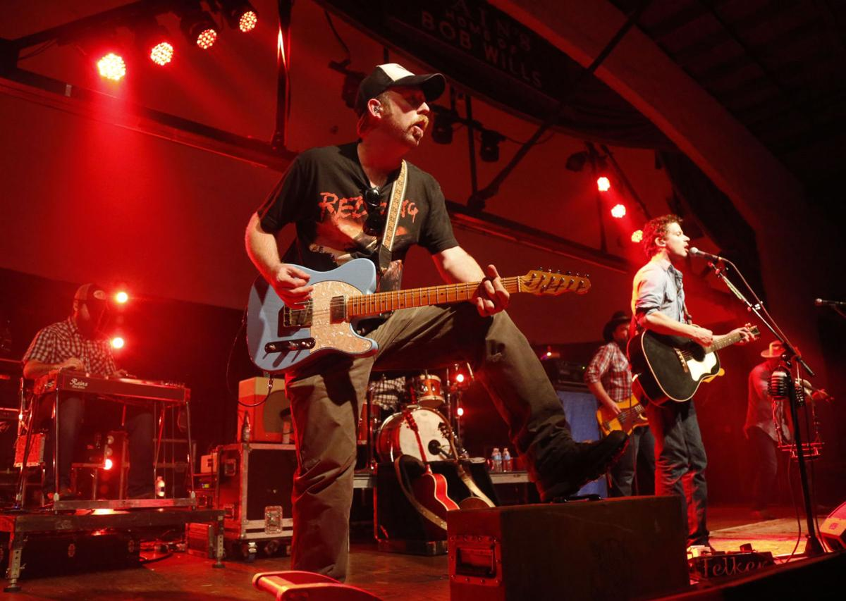 Turnpike Troubadours spending New Year's Eve at Cain's ...